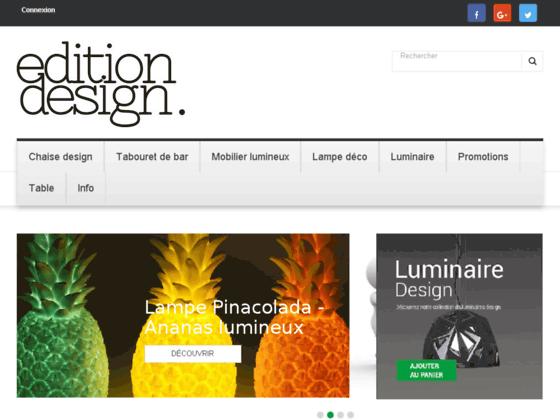 Mobilier design : chaises Eames DSW, DSR et RAR – Luminaire design