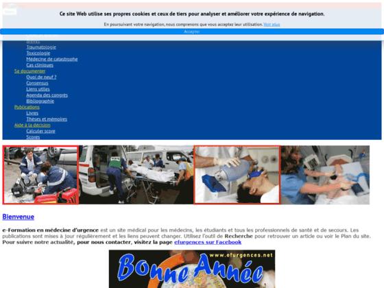 Photo image e Formation en médecine d'urgence