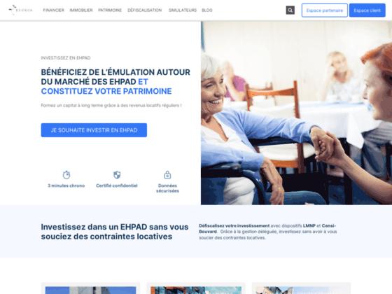 Investissement en EHPAD