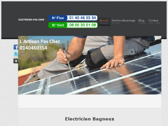 Electricien Bagneux