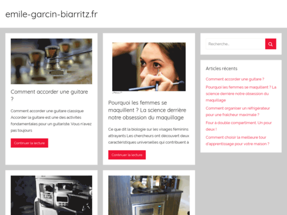 Emile Garcin Biarritz : immobilier  Biarritz