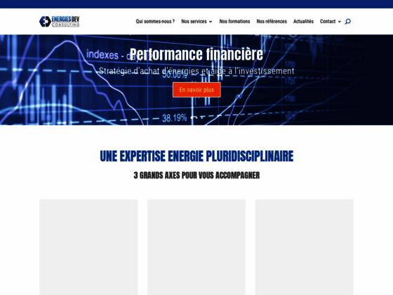 EnergiesDev Conseil Energies et Bilan Carbone