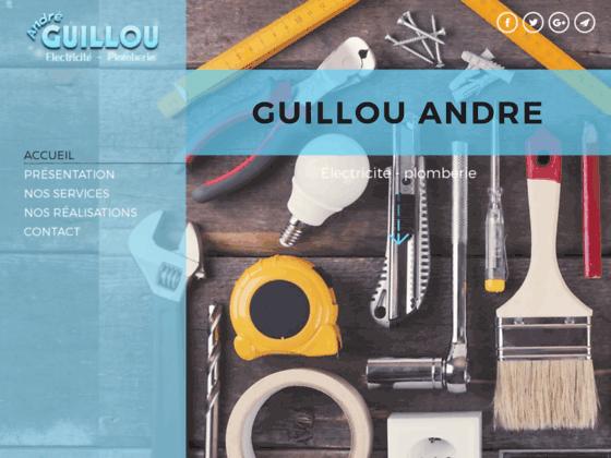 Andre Guillou expert en �lectricit� � Lisieux