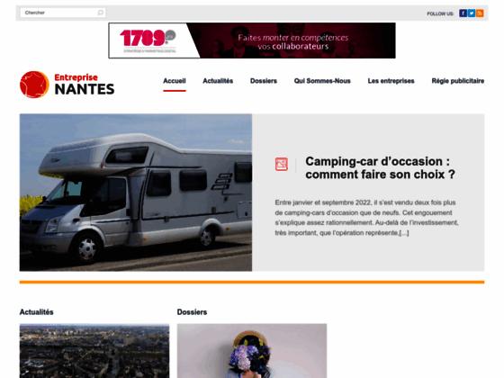 Entreprise Nantes