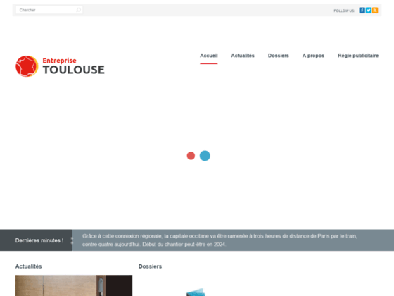 entreprise Toulouse