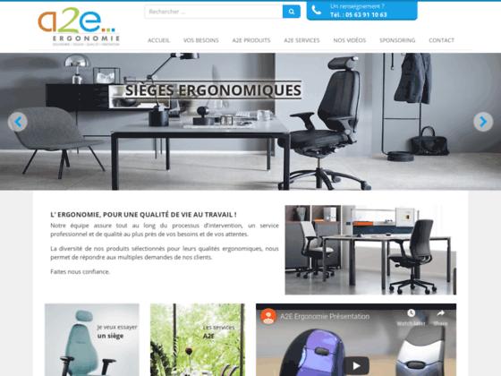 Ergonomee meubles de bureau ergonomiques