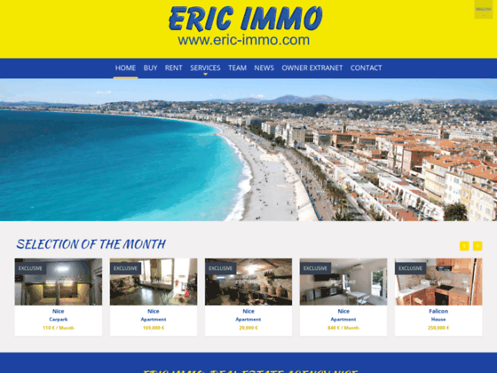agence immobiliere sur nice