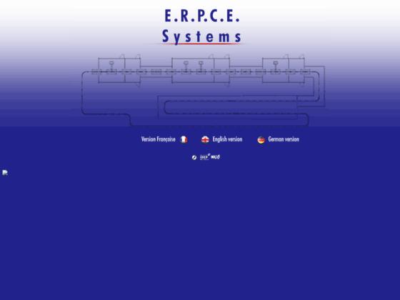 ERPCE Systems Cabine peinture Etuve Electrophorèse