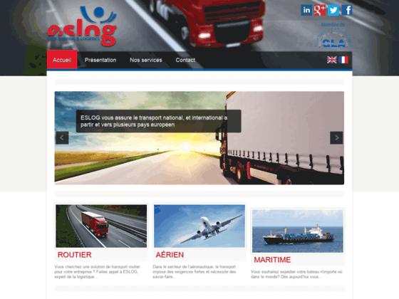 ESLOG : Société de transport et logistique