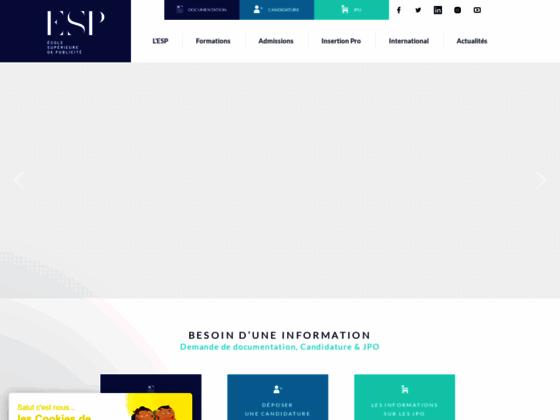 ESP, école de communication pour votre futur