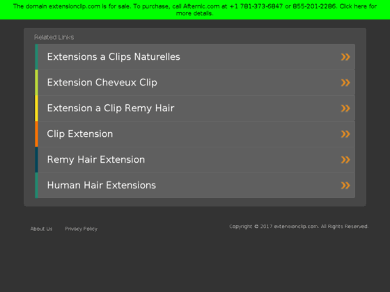 Extensionclip.com: Cheveux naturel d'origine indienne - REMY HAIR !!