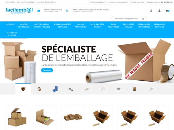 cartons demenagement