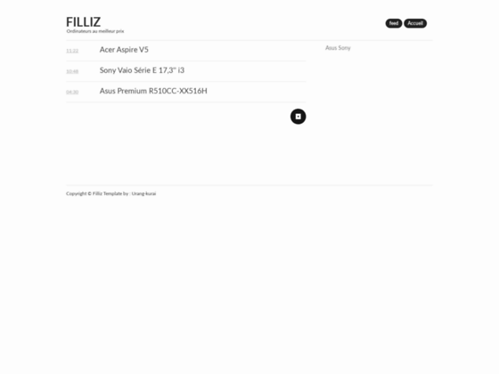 Filliz - Streaming de Films