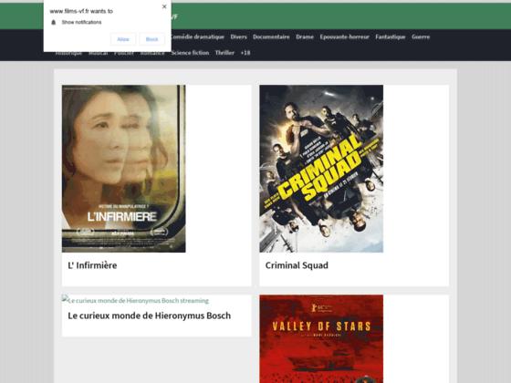 Films-VF | Regarder Film En Streaming | Film Streaming VF