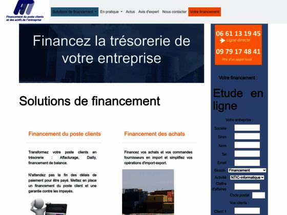 Financement entreprise