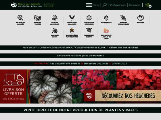 Fleurir son Jardin - Ets Horticole ROBICHON