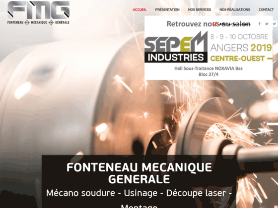 Fonteneau Mécanique générale de précision 44