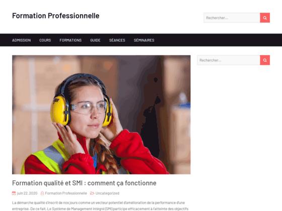 DEM Formation : Sp�cialiste de la formation professionnelle en environnement � Strasbourg