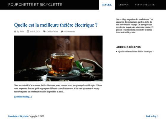 Fourchette & Bicyclette Apéro-Pique-Nique Express