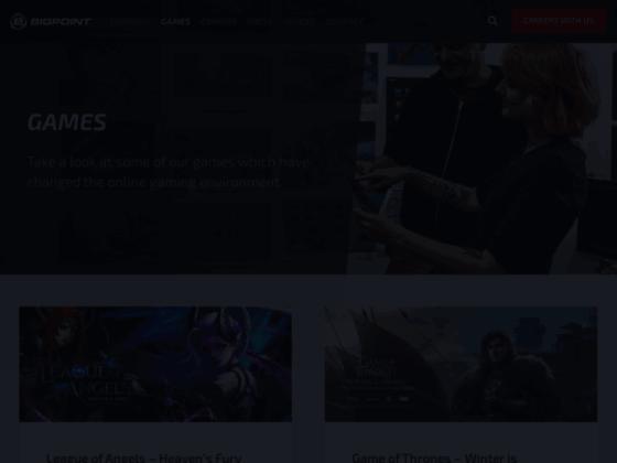 Bigpoint.com | Jeux en ligne - MMORPG