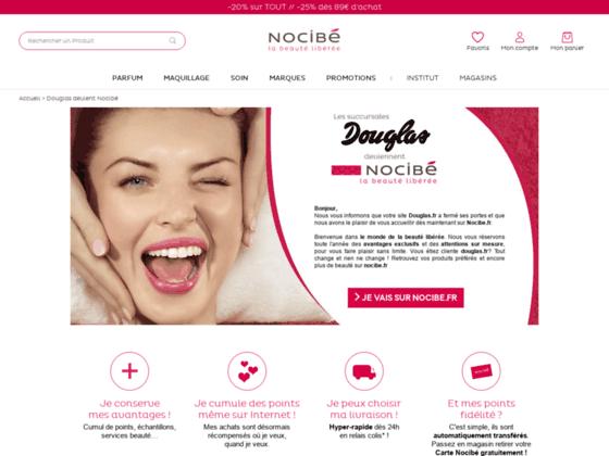 Parfumerie Douglas - parfums, cosmétiques, soins, maquillage et tendances beauté sur parfumerie-doug