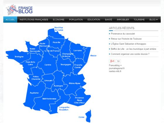 Franceblog.fr | Les chiffres clés et l'actualité de l'hexagone