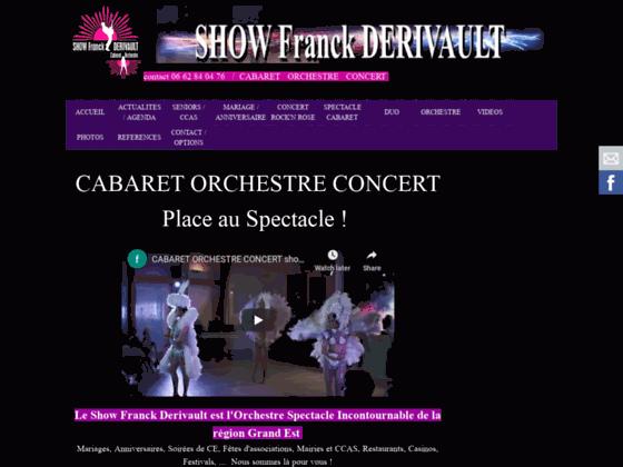 Show Franck Derivault