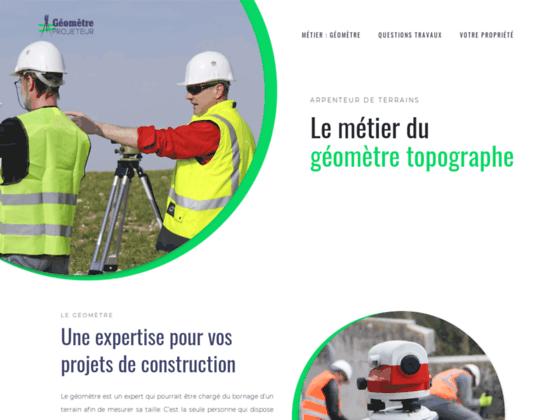 EURL TOPO M 3D : géomètre en Rhône-Alpes