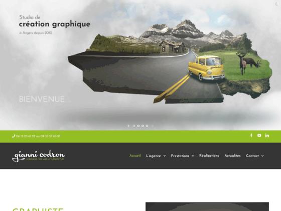 Infographiste Angers Freelance - Agence de publicité et création de site Internet Angers - Maine e