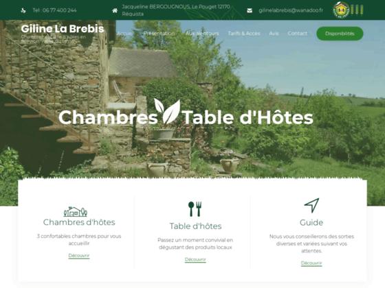 Chambre d'hôtes en Aveyron