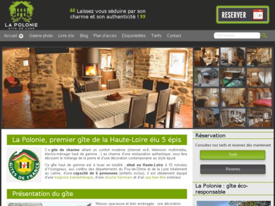Location de vacances Haute-Loire
