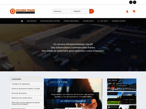 Le portail de l' Import Export et de l' opportunité d'affaires