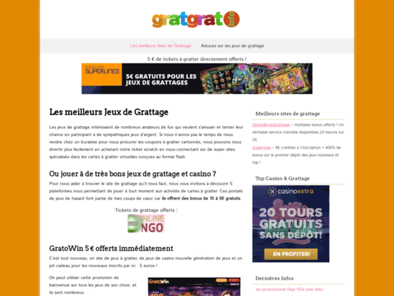 grattage