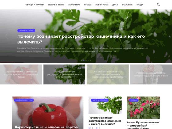 Скриншот сайта www.gregbros.ru