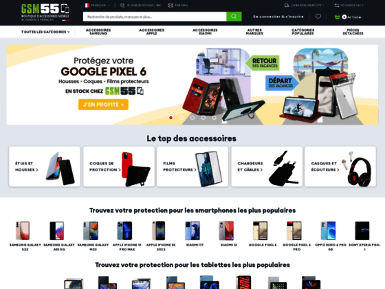 accessoire telephone