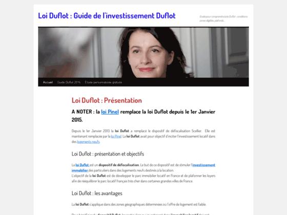 Loi Duflot | Guide de l'investissement Duflot
