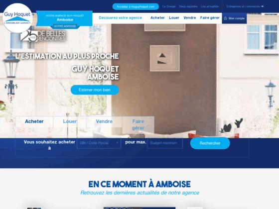 Agence immobilière GUY Hoquet : immobilier en vent
