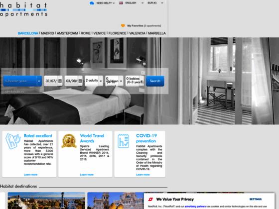 Appartements Barcelone | habitatapartments.com