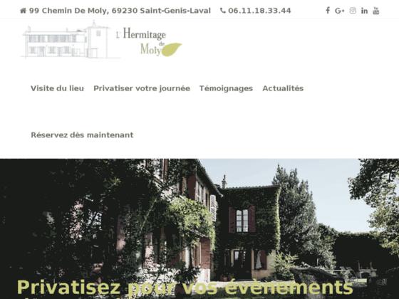 Salle de séminaire à Lyon - Hermitage de Moly