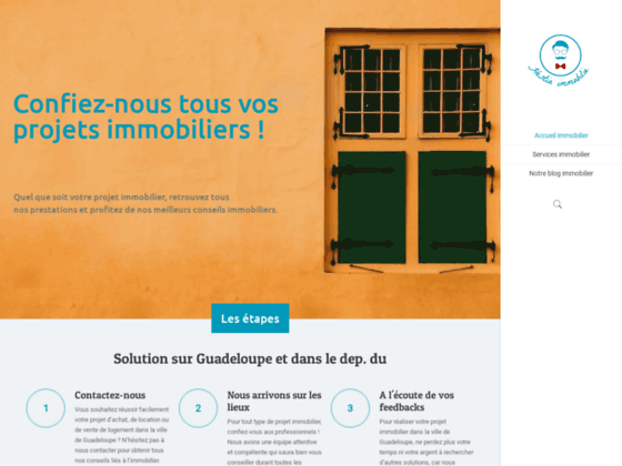 guadeloupe immobilier