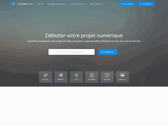 Hostonik: Hébergement web, nom de domaine .com Abidjan - Côte-d'Ivoire. Hébergez vos sites web à par
