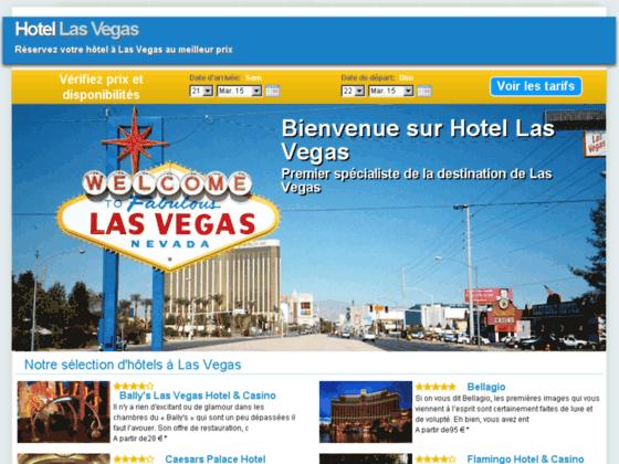 Guide des meilleurs h�tels de Las Vegas