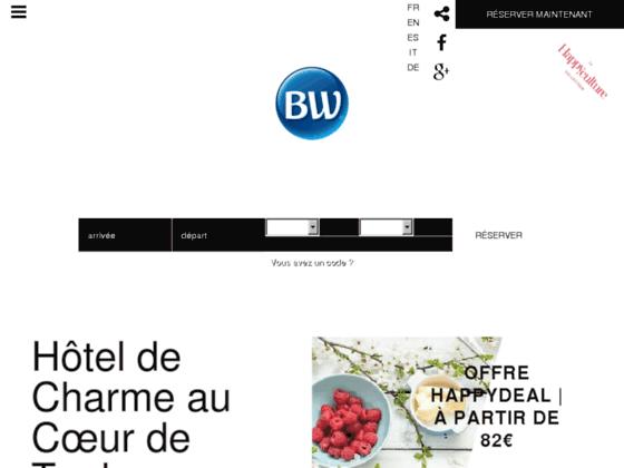 Hotel Toulouse Best Western Athénée
