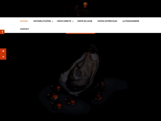 HUITRES VENDÉE : David Lecossois, éleveur expéditeur sur tou