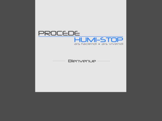 Procédé Humi-Stop