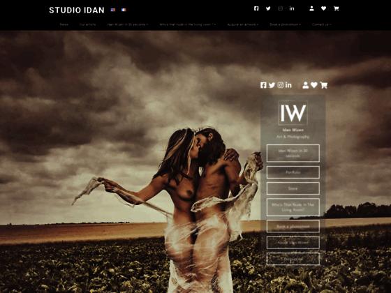 Webdesigner et Flasheur : Idan Wizen