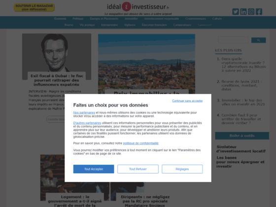 Annonces immobilier locatif - Idealinvestisseur.fr