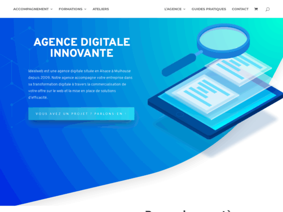 Web Agency Alsace Idealweb