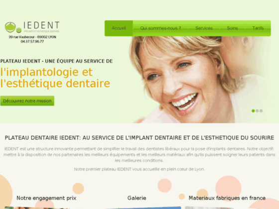Centre Dentaire IEDENT