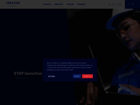 Logiciel cao électrique IGE-XAO